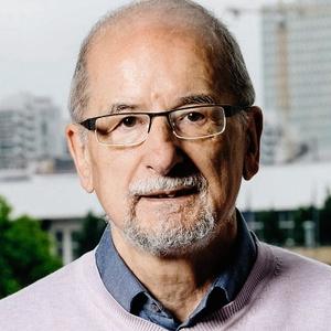 Johan Leman, voorzitter Foyer