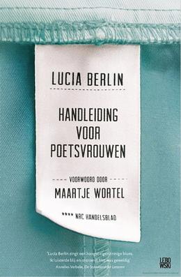 boek handleiding voor poetsvrouwen lucia berlin