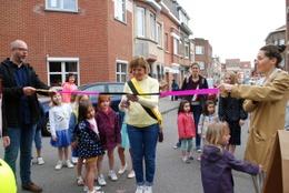 Schoolstraat Anderlecht