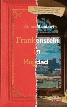 boek Frankenstein in Bagdad Ahmed Saadawi