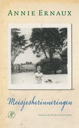 boek Meisjesherinneringen Annie Ernaux