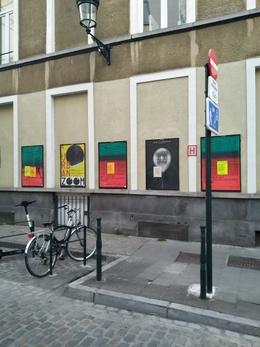 pacheco-instituut overplakt kunstenfestivaldesarts