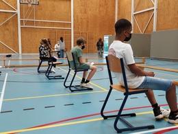 20210916_vaccinatie leerlingen GO! Atheneum Unesco in Koekelberg