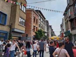 20210919_rommelmarkt Vlaamsesteenweg_Autoloze zondag 2021