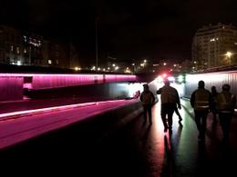 De renovatie van de Hallepoorttunnel