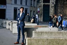 Benjamin Dalle (CD&V), Vlaams minister voor Brussel